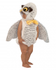 Kuscheliges Kleinkinder Kostüm Eule