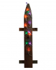 LED Light Chain Multicolor 235cm