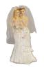 Lesbisches Hochzeitspaar Tortendeko  11,5 cm