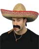 Mexikaner Hut aus Stroh