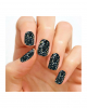 Nail Polish Set Black / Gold