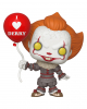 IT - Pennywise mit Ballon Funko Pop! Figur