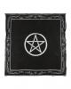 Pentagram Wicca Altartuch 94x94 cm