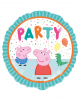 Peppa Pig Party Foil Balloon 43cm