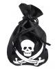 Piraten Beutel mit Totenkopf
