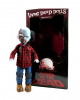 Plaid Shirt Zombie Living Dead Doll 25cm