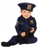 Police Infant Costume