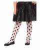 Polkadot Tights For Children As Costume Accessories