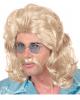 Proll wig wool blond