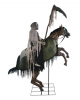 Riding Death Halloween Animatronic