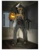 Großer Jack Reaper mit sprechendem Kürbis Halloween Animatronic