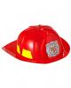 Roter US Feuerwehrhelm