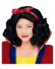 Snow White Children's Wig