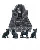 Black Cat Lucky Charm 9cm