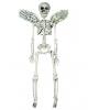 Skeleton Angel Hanging Figure 42 Cm