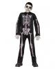 Skeleton Children Costume Jumpsuit