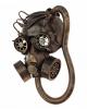Steampunk Soldaten Gas Maske