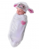 Sweet Lamb Baby Costume Bag