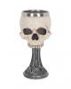Totenschädel Kelch - Anne Stokes Skull Chalice