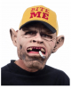 Trucker Redneck Maske mit Baseball Cap