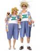 Fetter Tourist Kostüm