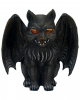 Vampire Cat With Tea Light 18cm