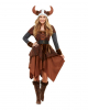 Viking Barbarian Queen Adult Costume