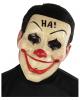 Gesichtsmaske Vintage Clown