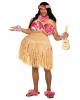 Vollbrüstige Hawaii Tänzerin Männerkostüm