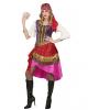 Zigeunerin Kostüm mit Stirnband