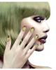 Zombie Fingernägel Selbstklebend 12 St.