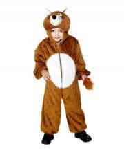 Teddybaren Kostum Fur Kinder Susses Baren Kostum Karneval Universe
