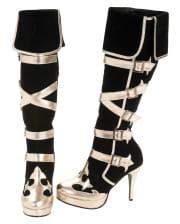 Kostümschuhe   High Heels & Plateau Schuh für Fasching