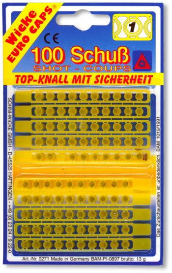 100 rounds of ammunition Single