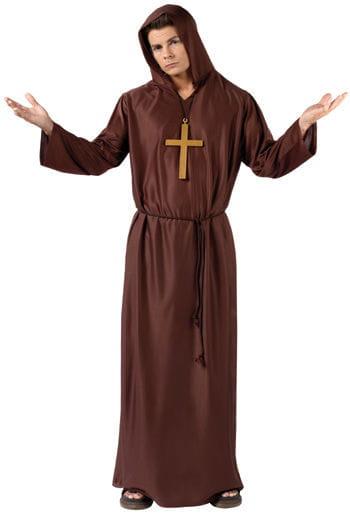 monk`s robe costume