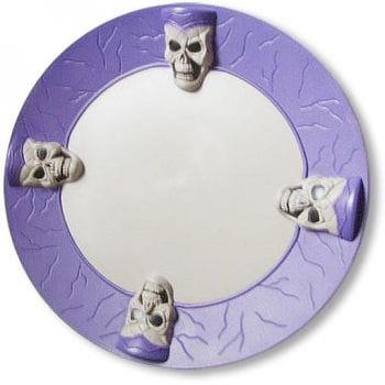 Skull Plate violet