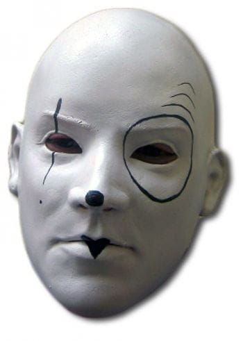 Pierrot Maske