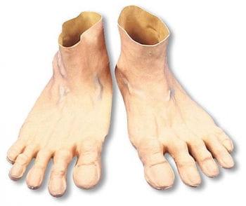 Giant Comic Feet