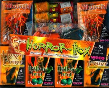 Horror Box 84 teilig