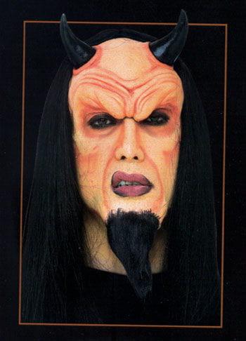 Devil Face Complete Latex Appliance