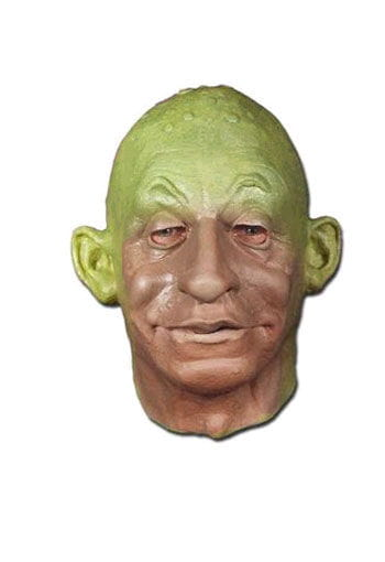 Aquarius Foam Latex Mask