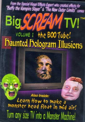 BOO Tube DVD