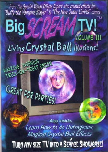 Crystal Ball Effect DVD