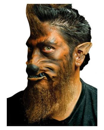 Schmink-Set Werwolf 12-teilig