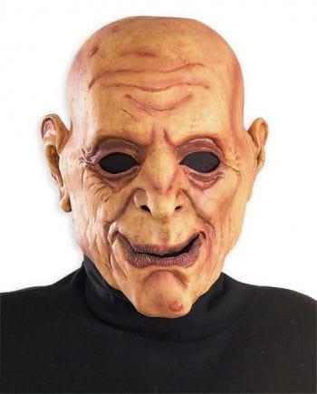Fieser alter Mann Maske