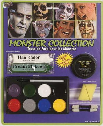 Monster Schminke als Set