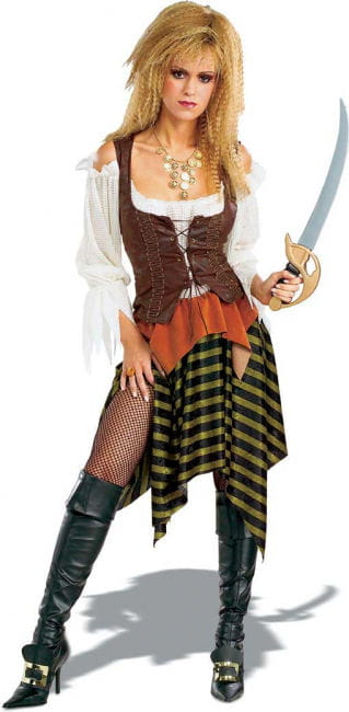 Caribbean Piraten Braut