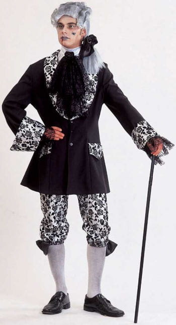 Marquis de Sade  Deluxe Kostüm