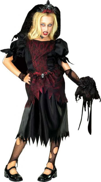Zombie Queen Child Costume. L