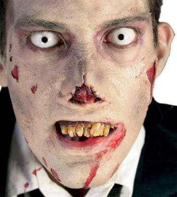 Zombie Zähne Deluxe